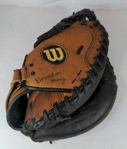 """Wilson A500 31"""" Catchers Mitt A0500 YCM Baseball Glove RHT See Details & Pics"""
