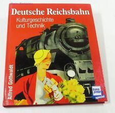 Deutsche Reichsbahn Kulturgeschichte u. Technik Gottwaldt TOP !