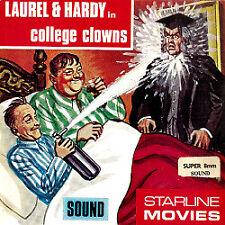 Film Super 8: College Clowns