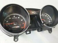 Audi TTRS TT RS Mk2 8J 310km/h Speedometer Instrument Cluster Dash VLA2