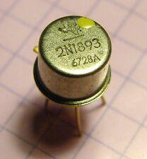 5x 2N1893 NPN-Transistor 100V 500mA 800mW,Texas Instruments
