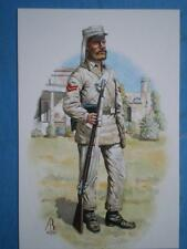 POSTCARD 5TH REGT OF FOOT (NORTHUMBERLAND) LICKNOW 1857 CORPORAL