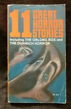 11 Great Horror Stories- Including The Oblong Box & The Dunwich Horror -...