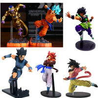 Dragon Ball Super Saiyan 4 Goku Gogeta Super Broli Action Figure Anime Toys