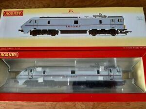 Hornby R3365 East Coast Class 91 '91120' DCC Ready