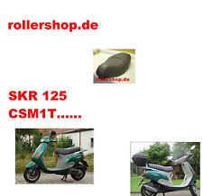 Sitzbankbezug für Piaggio SKR 125 CSM1T...., Handgenäht in Deutschland