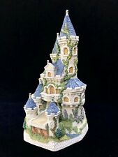 David Winter Cottages Guinevere's Castle Limited Edition #0276 of 4300