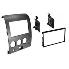 DOUBLE 2 DIN CAR STEREO RADIO DVD PLAYER DASH INSTALLATION MOUNTING KIT