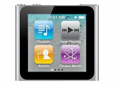 Apple iPod nano 6th Generation (8GB) - Silver