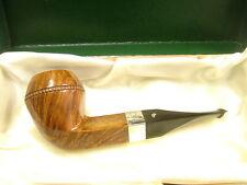 Peterson Pipe Sherlock Holmes The Baker Street Hallmark dated 1989