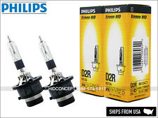 (85126+) RARE Genuine PHILIPS D2R XENON HID Headlight Bulbs Upgrade Version DOT