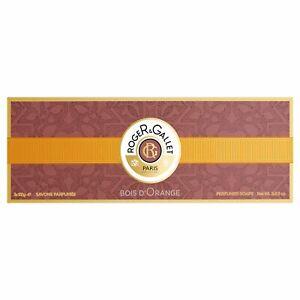 Roger & Gallet Bois D'Orange Perfumed Soaps 3x100 g / 3.5 oz