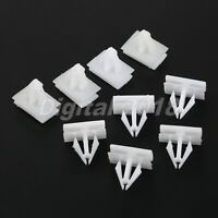 15 Car Clip Retainer Fastener Moulding For GM Rocker Cadillac Chevy 25693852