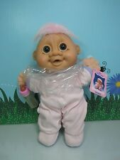 """BABY POOKIE WITH HANG TAG - 11"""" Russ Troll Kidz - NEW STORE STOCK"""
