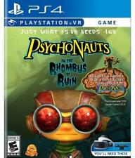 Psychonauts: In the Rhombus of Ruin (PlayStation 4)