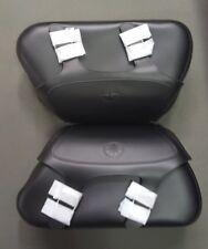 NEW GENUINE YAMAHA STR-5VN73-00 Black Saddlebag Set