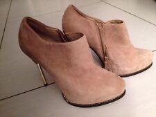 Escarpins/Chaussures Femme ZARA Beige 38