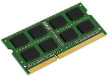 Kingston ValueRAM 2 Go 1x2gb mémoire DDR3 1333MHz PC3-10600 SODIMM ordinateur