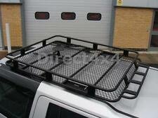 Land Rover Discovery 3 & 4 Rugged Roof Rack Luggage Basket Roof Bars Ski Box