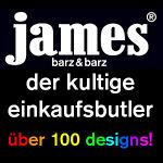 james - der kultige einkaufsbutler