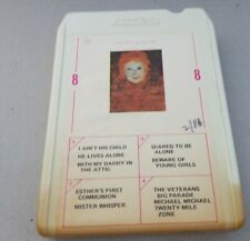 On My Way To Where Dory Previn  8track Tape Cartridge