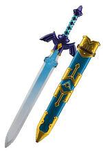 Espada Legend of Zelda Skyward Sword Réplica Plástico Link´s Master Sword