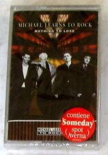 MICHAEL LEARNS TO ROCK - NOTHING TO LOSE - Cassette Tape MC K7 Sealed