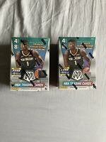 2019-20 PANINI MOSAIC NBA BASKETBALL - Blaster Box - FACTORY SEALED - Lot Of 2