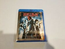 Hellboy (Blu-ray Disc, 2007, Director's Cut) New