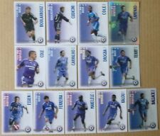 CHELSEA FOOTBALL CARDS SHOOT OUT x 13 includes FOIL & Excellent Players