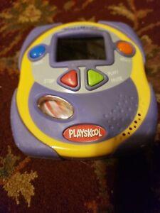 Playskool VideoNow Jr Color Personal Video Player Hasbro works read description