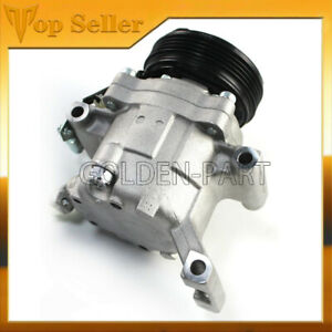 88310B1070 New AC Compressor For Toyota Passo Daihatsu Terios Boon Sirion