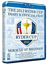 Ryder Cup 2012 Diary and Official Film (39th) [Blu-ray].