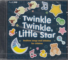 Twinkle Twinkle Little Star Bedtime Songs Lullabies For Children CD NEW*