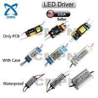 3W 5W 10W 20W 30W 50W 100W High Power LED Driver Supply 85-265V Constant Current