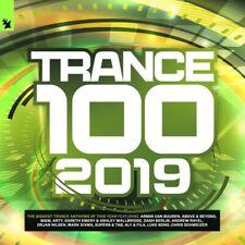 TRANCE 100-2019  4 CD NEU