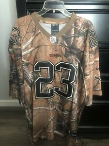 tennessee titans Foster Camo Jersey