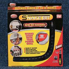 12'' Snake Bit Drill Bit Extender Flexible Shaft Connector As Seen On TV