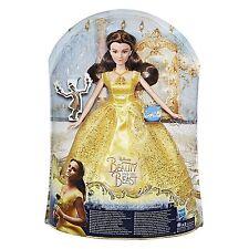 Disney Princess Bambola La Bella e la Bestia Magica cantante Hasbro Nuovo