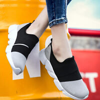 Women's Sneakers Casual Slip on Athletic Sport Running Trainers Outdoor Shoes