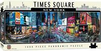 Times Quadrato New York 1000 Pezzi Panoramico Puzzle 990mm x 330mm ( Mpc )