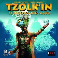 TZOLK'IN IL CALENDARIO MAYA - Gioco da Tavolo base NUOVO by Cranio Creations