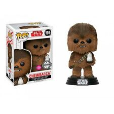 Funko Original Starwars Chewbacca Jedi Pop Vinyle Figurine 195