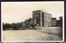 Graaf Willem Lodewykschool, Amsterdam. Vintage Real Photo Postcard. Free Postage