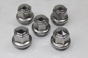 Set Dadi Ruota 5 Pezzo Per Ford Cerchi Alluminio 2179620 5x