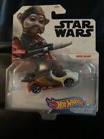 BB-6 Hot Wheels STAR WARS Character Cars HA56