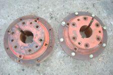 Case 1370 Tractor Rear Wheel Hubs