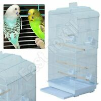 New Bird Cage for Budgie Parakeet Canary Cockatiel Finch or Lovebird Large Metal