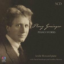 Leslie Howard - Percy Grainger: Piano Works [CD]