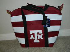 """TEXAS A&M Aggies Insulated Cooler/Tote/Grocery/Beach 17 1/2""""x 13 1/2""""x 12 1/4"""""""
